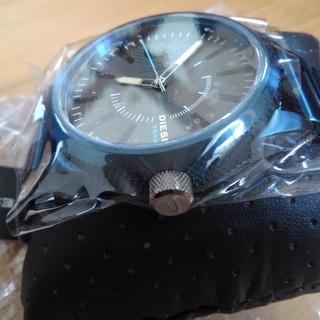 値下げ 新品  定価3万円 ディーゼル 腕時計 メンズ DIES...