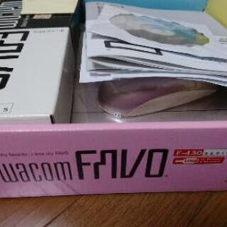 ワコム ペンタブレット wacom FAVO F-430