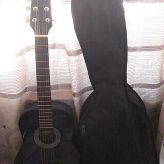 インテリアで セピアクルー ミニアコースティックギター ソフトケース付