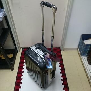 (未使用品)グリフィンランド スーツケース Sサイズ (黒…