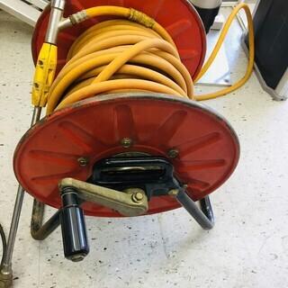 ジャンク品(圧が上がらない為)キョーワクリーン KYC-210-1 電動高圧洗浄機【リライズ野田愛宕店】【店頭引取限定】【ジャンク品】1点限り早い者勝ち! - 売ります・あげます