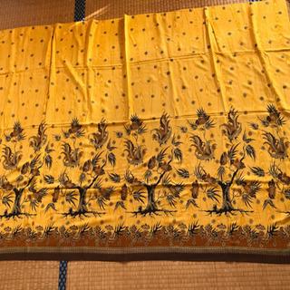 バリの布 ファブリックカバー2枚セット アジアン