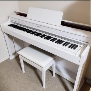 新品未使用 美品カシオ電子ピアノ取扱説明書あります