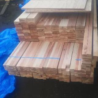 材木 セット