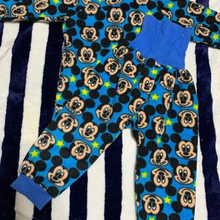 子供服★ミッキー★パジャマ上下★