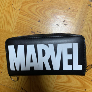 MARVELの財布