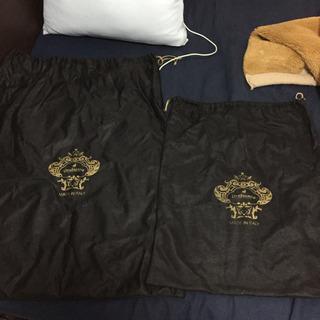 【本物/中古】ショップ袋2個 オロビアンコ orobianco