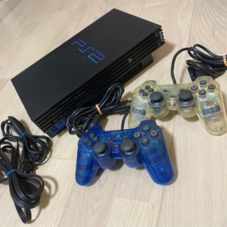 PS2+ソフト32本+メモリーカード6本