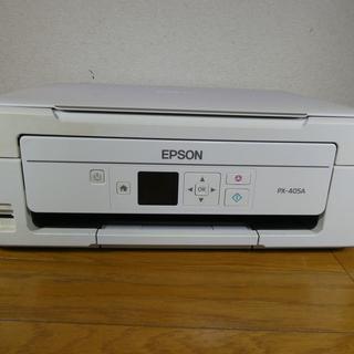EPSON インクジェット複合機 Colorio PX-405A...