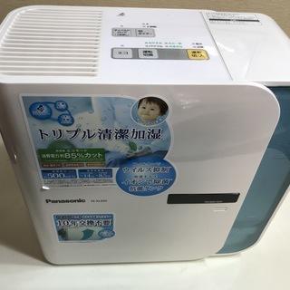 【美品】ウィルス・風邪対策 高級加湿器 Panasonic (送...