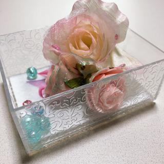 造花のインテリア雑貨