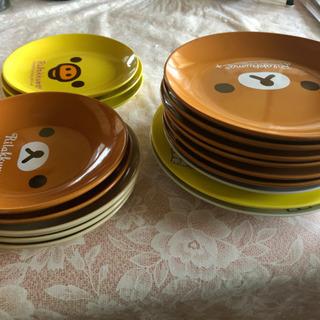 リラックマ 皿、マグカップ、茶碗