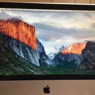 [ジャンク] iMac 20inch, Early 2008 SSD