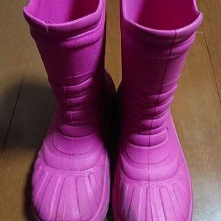 クロックス☆長靴