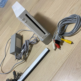 Wii+リモコン×5+ソフト×12
