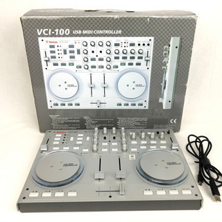 VESTAX PCDJ DJ MIDI CONTROLLER V...