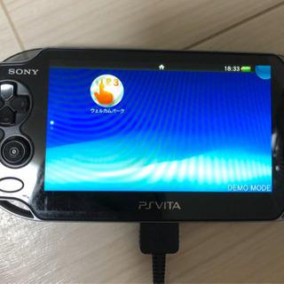 PlayStation®Vita デモ機