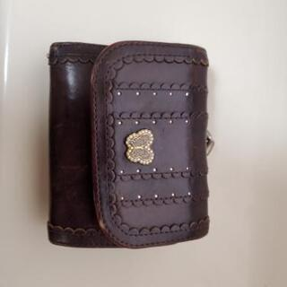 【値下げ!】ANNA SUI(アナスイ) 折りたたみ財布
