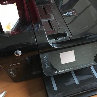 HP officejet6500A Plus  ジャンク品