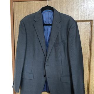 スーツ 上着のみ グレー