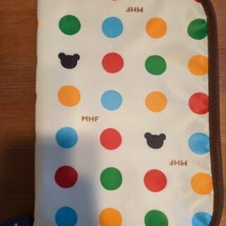 ミキハウス 母子手帳ケース