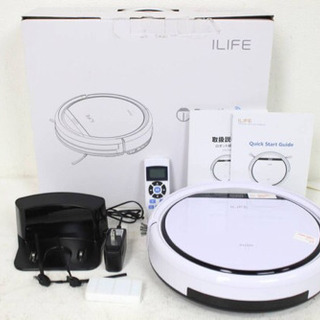 美品♡ ILIFE V3s Pro お掃除ロボット