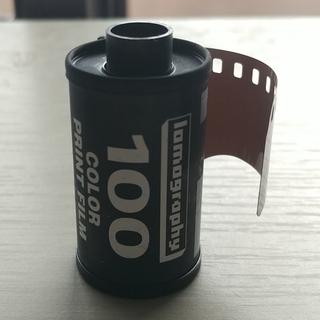 Lomography 100 フィルム 2020/6