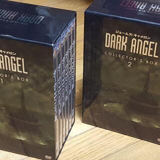ジェームズ・キャメロン ダークエンジェル DVD BOX 1 2...