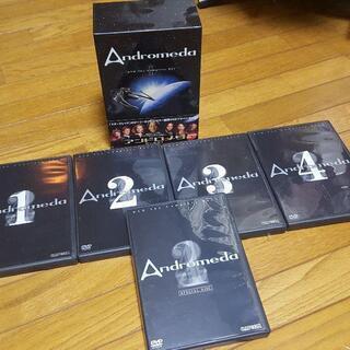 DVD アンドロメダ シーズン1 complete BOX 期間...