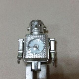 ロボット型置き時計