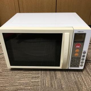 2002年製 東芝オーブンレンジ ER-A2ホワイト 中古完動品...
