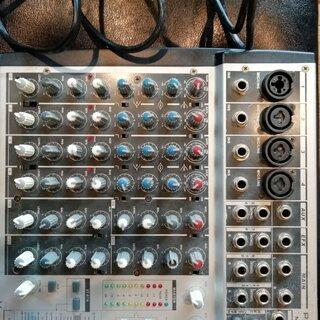 PHONIC ミキサー MM1202 ジャンク