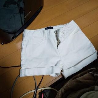【新品】女児GAPショートパンツ160