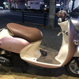 【中古】YAMAHA Vino 50cc プロ整備・3ヶ月保障