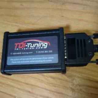 TDIチューニング キャラバンNV350 ディーゼル用サブコン