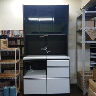 松田家具★食器棚★ダイニングボード・レンジボード・カップボ…