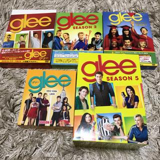「glee/グリー シーズン1-5 DVD」