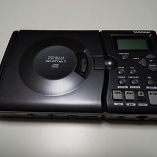 CD仕様のベーストレーナー TASCAM CD-BT1 MKⅡ