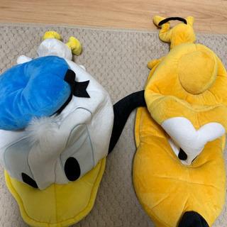ディズニー キャラクター帽子