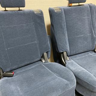 ワゴンR 全座席