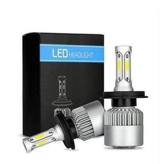 【新品未使用】3面発光 H4 LED