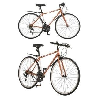 おそらく27インチスポーツ自転車かご付き値引き!