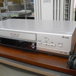 パナソニック VHSビデオデッキ NV-HV71G ビデオカセッ...