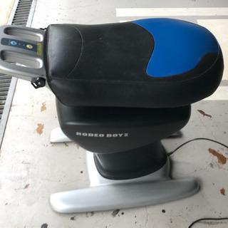 【取引中】家庭用フィットネス機器 ロデオボーイII