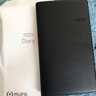 ダイアリー 手帳 スケジュール帳 2020 ❸