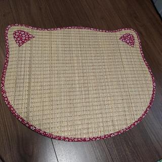 猫 用品 グッズ 畳 座布団 ドギーマン