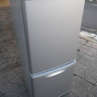 ■配達可します。■パナソニック 138L 2ドア 冷凍冷蔵庫  ...