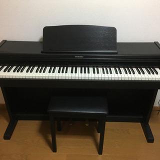 電子ピアノ(Technics SX-PX222)椅子付き ...