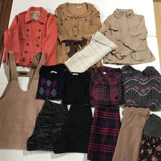 レディース 秋冬服 まとめ売り Mサイズ相当
