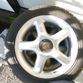 タイヤ+ホイールセット